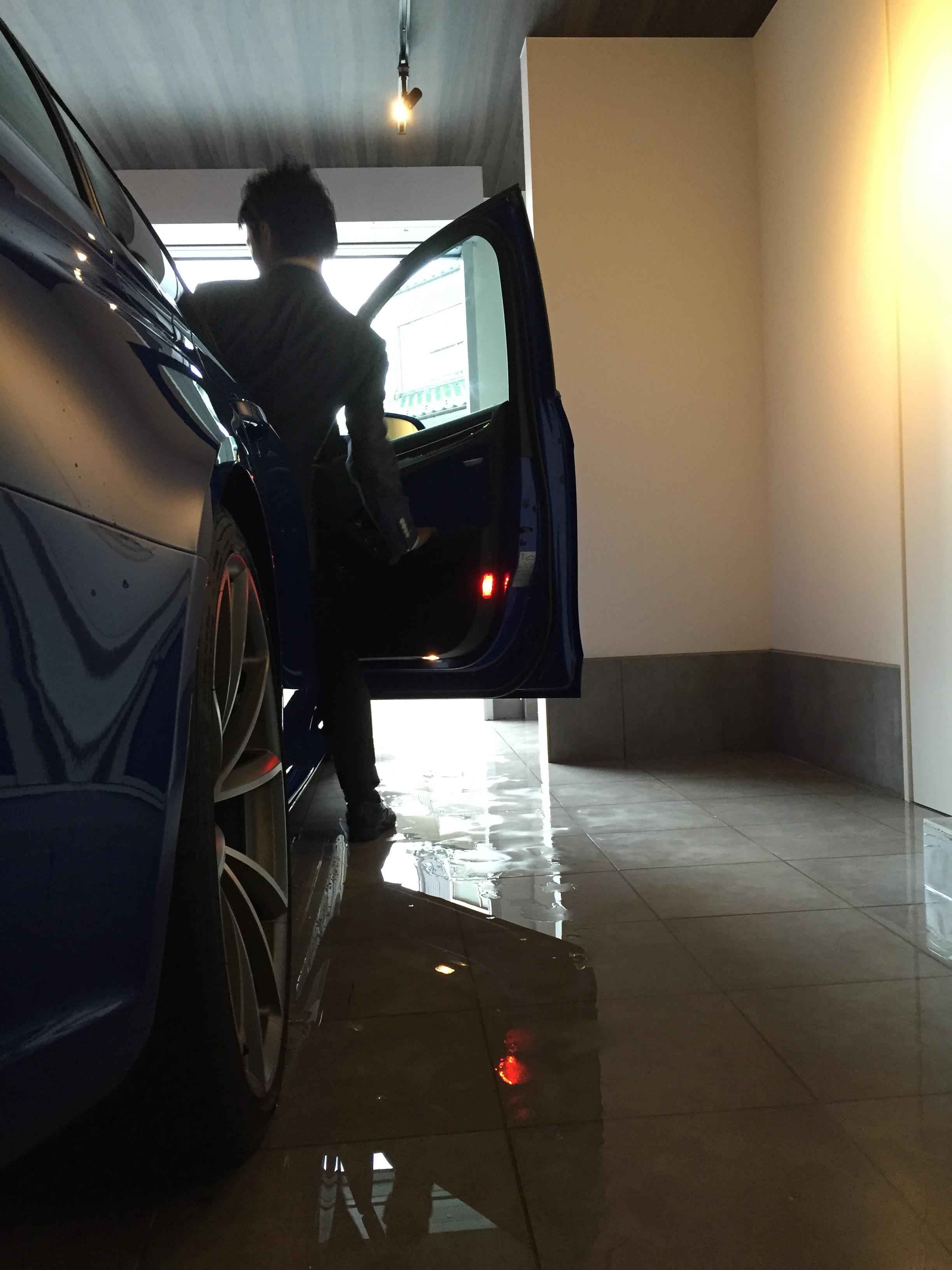 賃貸 ガレージハウス INCELL インセル Audi アウディ