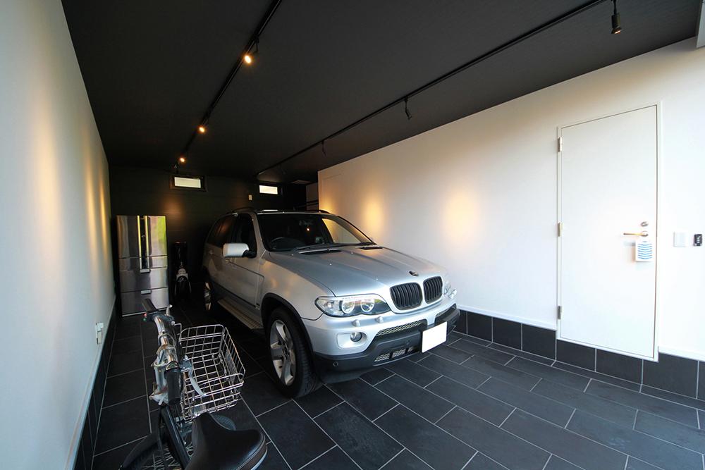 インセル incell ガレージハウス 賃貸 BMW