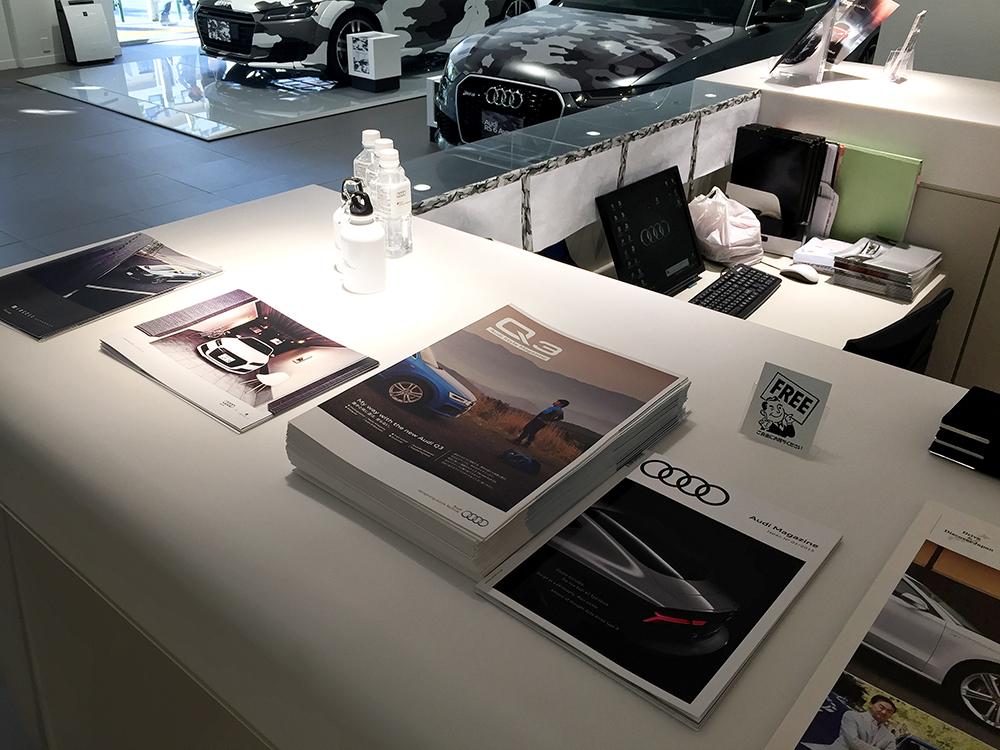 インセル incell  ガレージハウス 賃貸 audi 新宿 Audi練馬