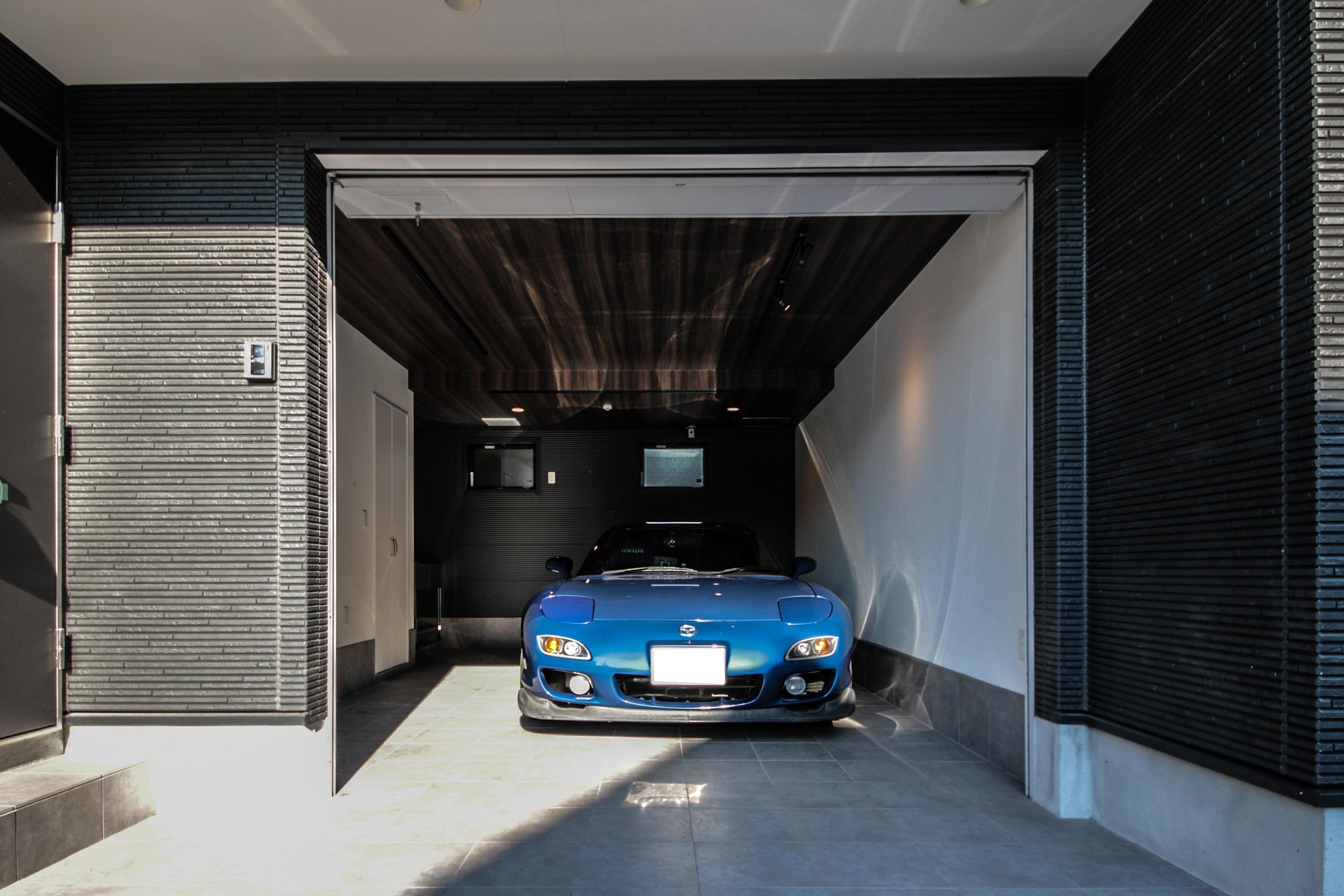 ガレージハウス賃貸