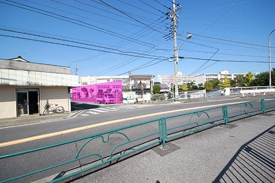 最寄り駅は東武スカイツリーライン谷塚駅