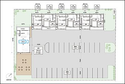 incell 木更津 Floor plan