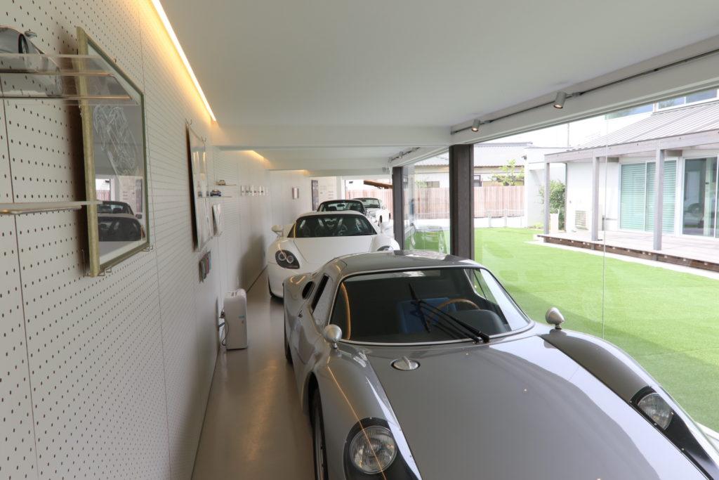 賃貸ガレージハウス