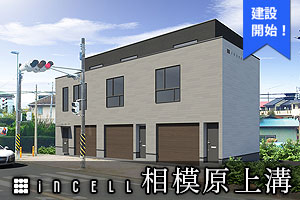 incell 花畑