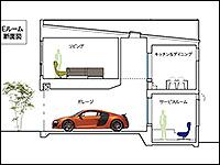 incell 葛飾 Floor plan